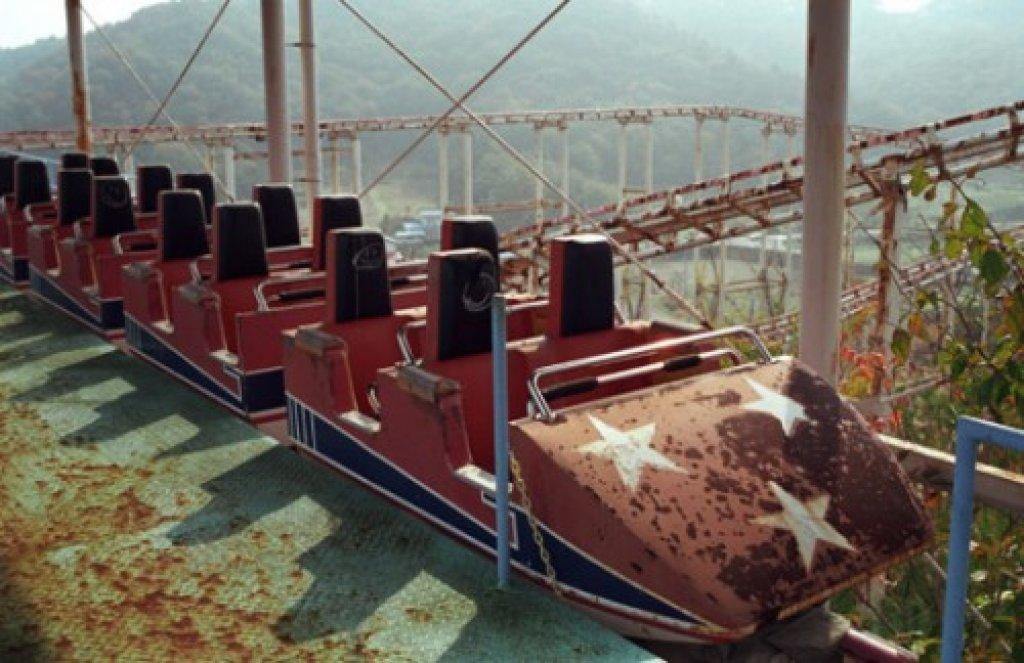abandoned japanese theme park - photo #19