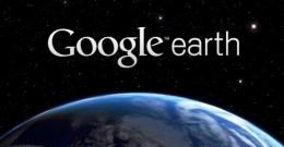10 places you should visit with Google Earth