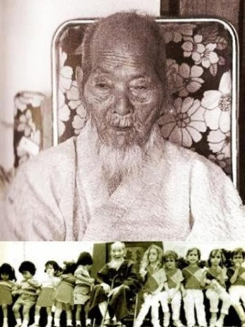 Shigechiyo Izumi 29th June 1865 – 21st ...