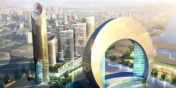 Amazing Futuristic Architecture Worldwide Mesmerizing