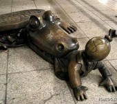 Strangest statues around the world Part1